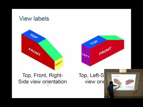 Isometric And Oblique Pictorials / Activity 2.1 Isometric Sketching