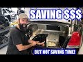 Redneck Engineering And Frugality! 9SECOND Caprice Cop Car Ep. 8!