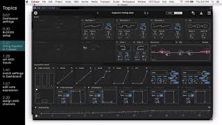 Controlling Equator VST Plugin In Cubase 9.5 With Your ROLI Instrument