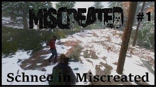 Miscreated gameplay deutsch 2018 #1