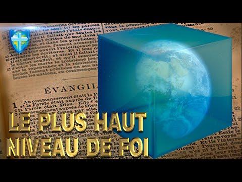 LE PLUS HAUT NIVEAU DE FOI - DIMANCHE 03/01/21