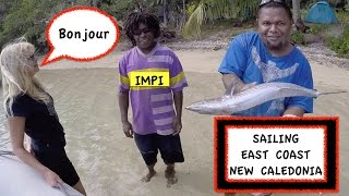 Sail New Caledonia East Coast