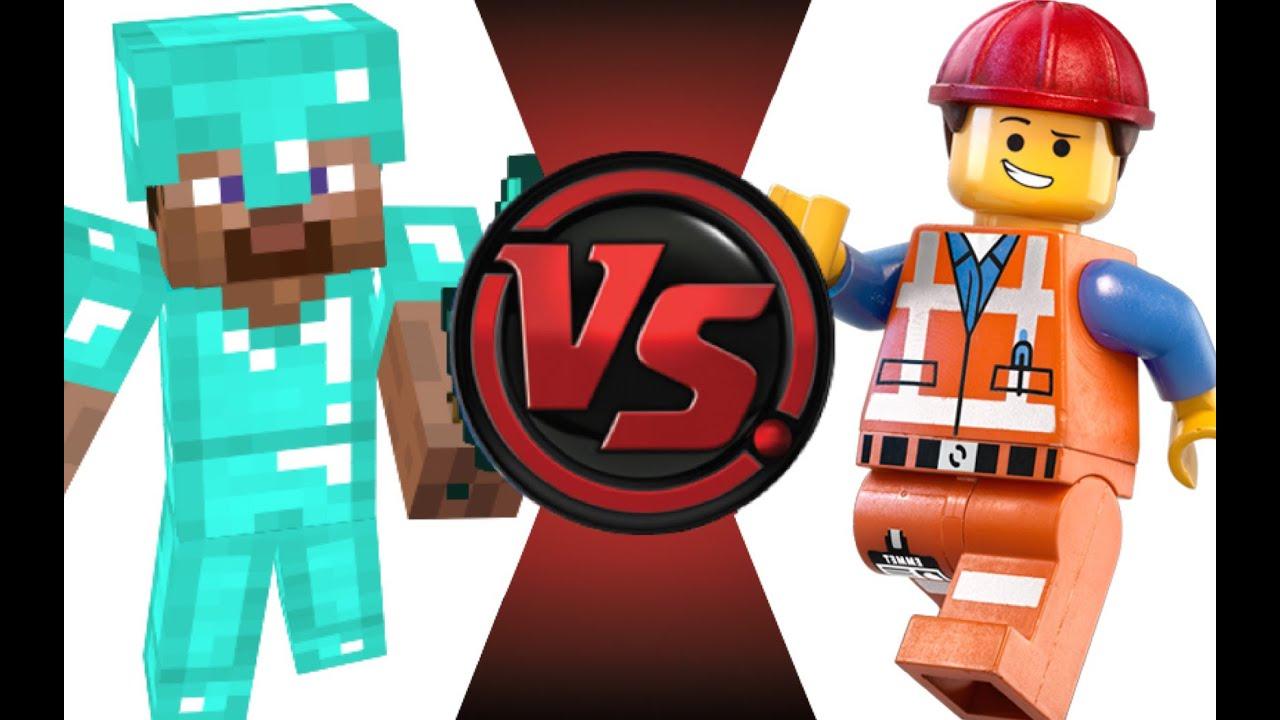 Minecraft Vs Roblox Vs Lego
