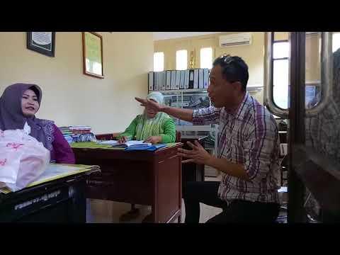 Diskusi Daur Ulang Kepala Kesling RSUD undata Palu