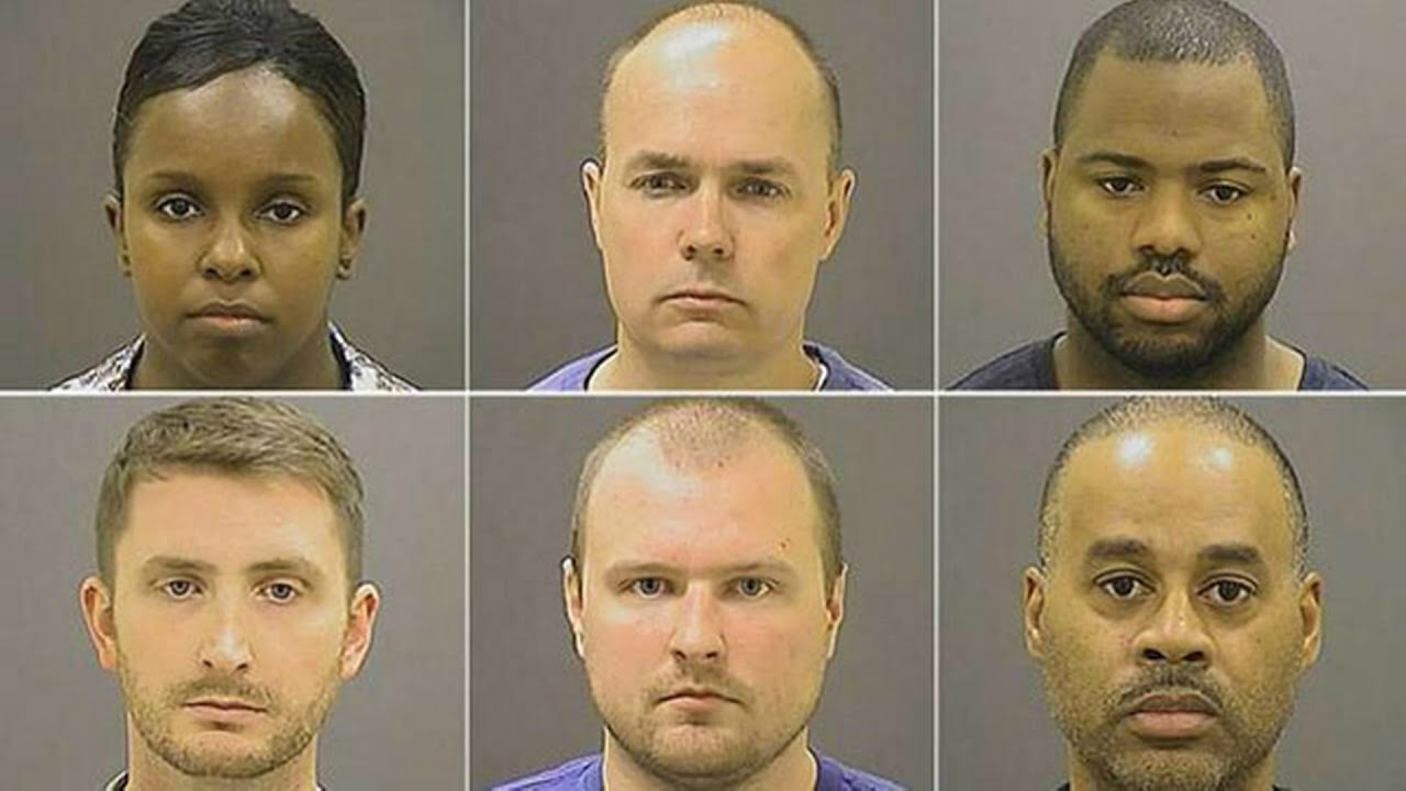 Indicted: Grand Jury Brings Charges Against Baltimore Police Officers Tied to Freddie Gray Death