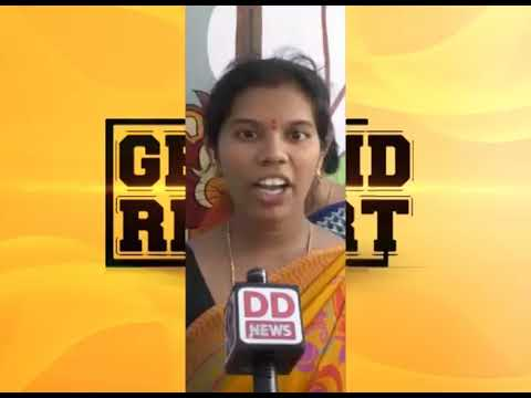 Ground Report |Andhra Pradesh: Pregnant Women Renuka Benefiting by Poshan Mission Scheme,Kurnool.