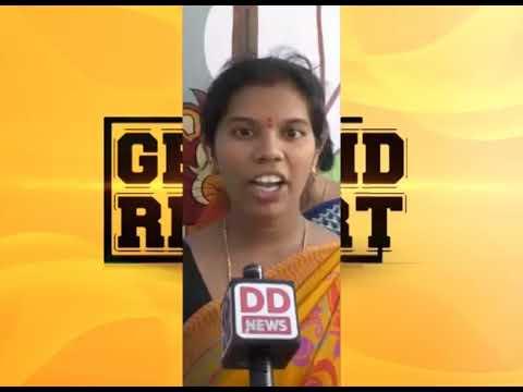 Ground Report |Andhra Pradesh: Pregnant Women Renuka Benefiting by Poshan Mission Scheme,Kurnool.