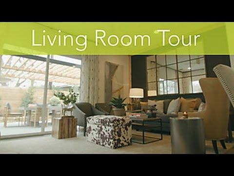 hgtv smart home 2015 living room youtube. Black Bedroom Furniture Sets. Home Design Ideas