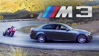 BMW M3 vs S1000RR MaxWrist