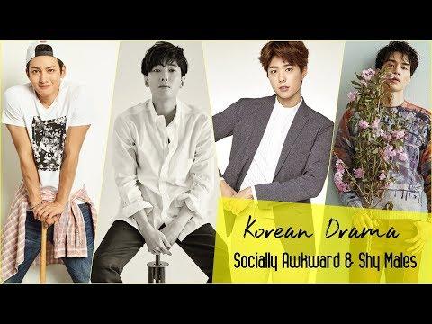 Korean Drama: Socially Awkward & Shy Male Characters