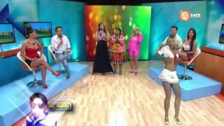 Los De La Nazza FT Alexio - Tumba la casa ( Orion )