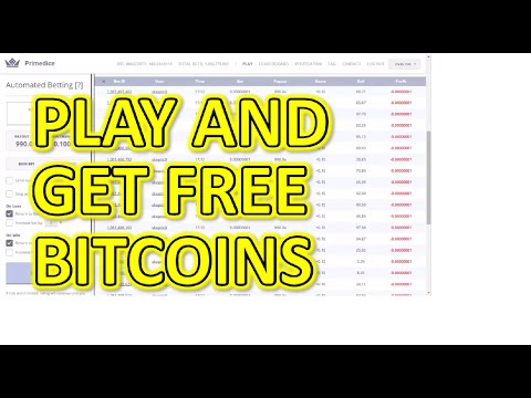Automated Bitcoin Casino - Multiply Your Base Bet 10,000x On PrimeDice