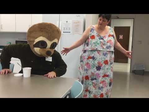 Mr Sloth- Substitute Teacher