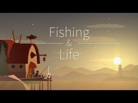 Мобильная Игра про РЫБАЛКУ - Fishing & Life