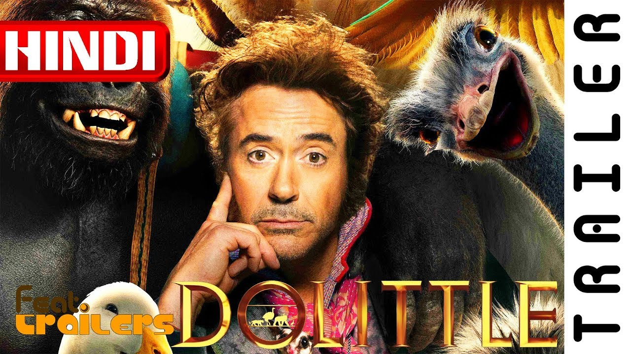 WATCH #Dolittle (2020) MP4 GOOGLE DRIVE FUIL