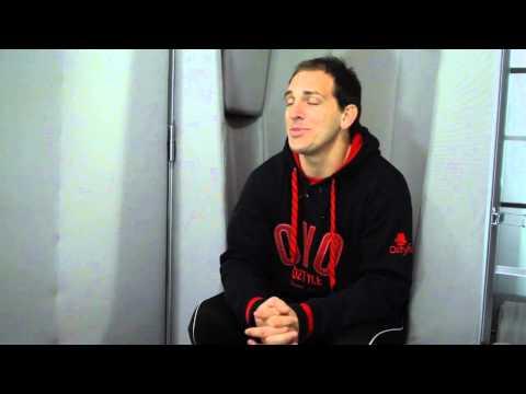 Oscar Midi Olympique - Benjamin Urdapilleta - US Oyonnax - L'interview