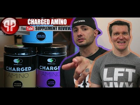 Energy Amino Review | NutraCharge Charged Amino