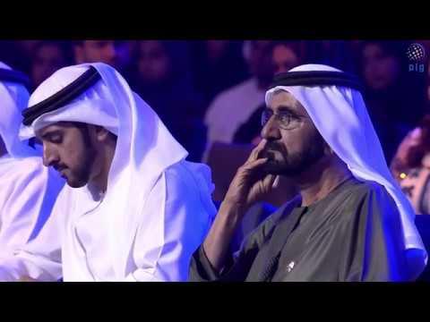 محمد بن راشد يفاجئ العالم العربي بتتويج خمسة صناع أمل