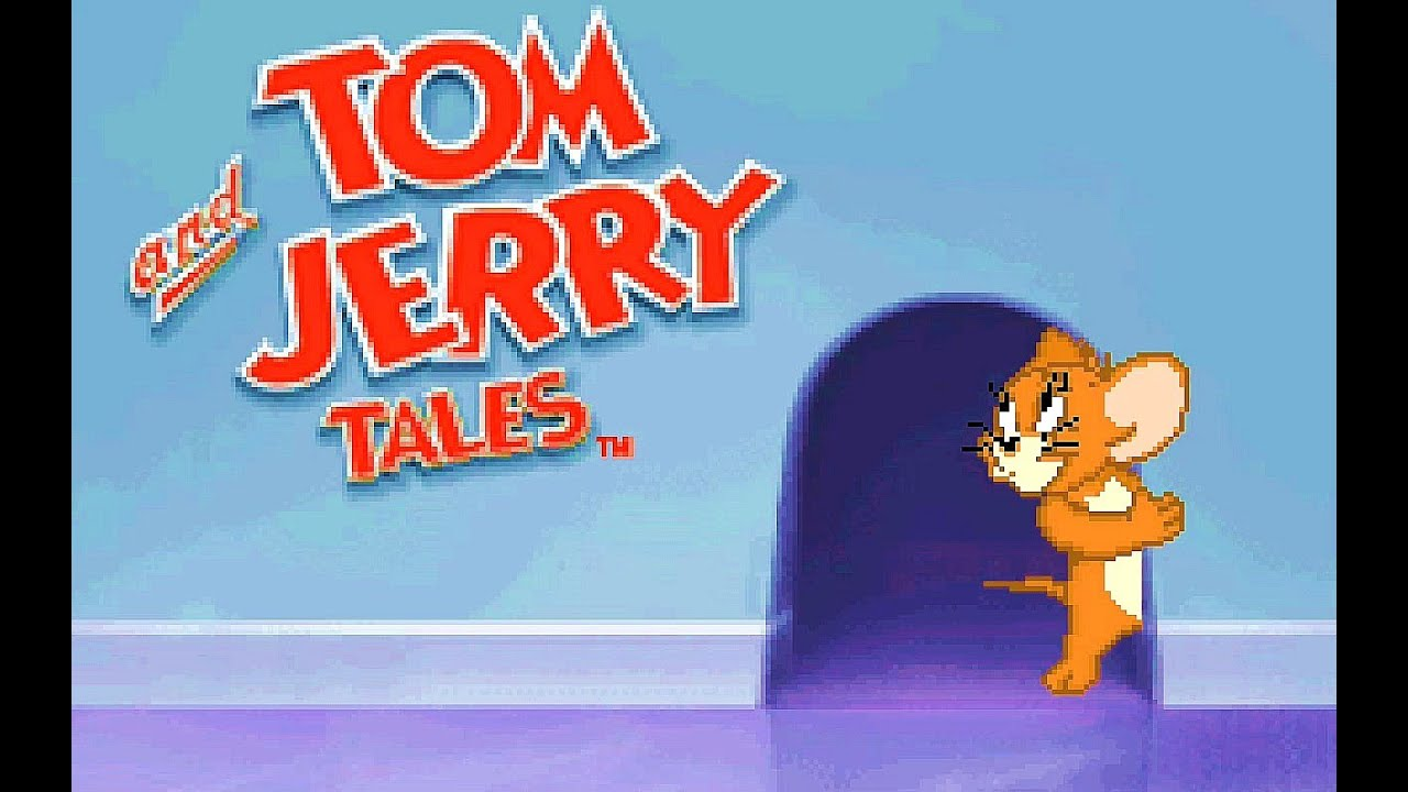 Tom Games Jerry