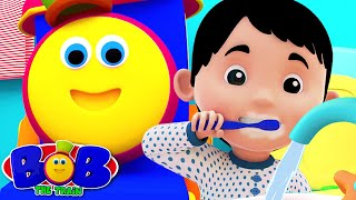 This is the way Song | Bath Song + More Nursery Rhymes & Baby Songs | Bob the Train | Kids Tv Shows