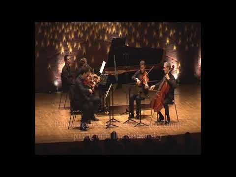 Borodin Quartet and Ilya Rashkovskiy