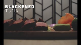 Philippine Delicacies | How to make Blackened Tuna
