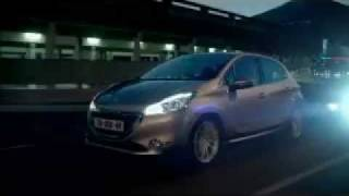 Peugeot 208 Ice Velvet  Limited Edition 2012 Videos