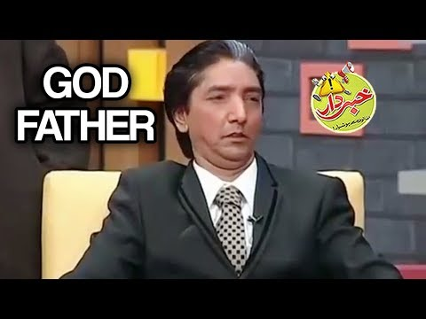 Godfather In Khabardar – Honey Albela Agha Majid – Khabardar with Aftab Iqbal