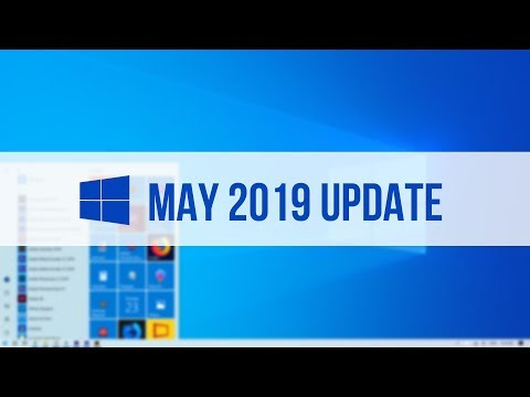 How To Get Windows 10 May 2019 Update (1903)