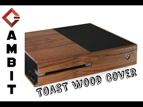 TOAST Xbox One Wood Cover
