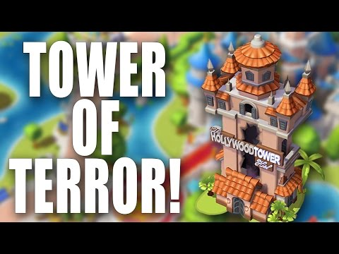 QUEST FOR TOWER OF TERROR! - 20+ PLATINUM CHEST OPENINGS! - Disney Magic Kingdoms Gameplay