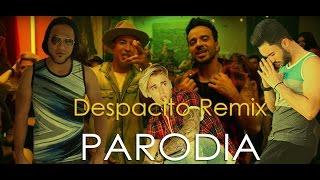 Luis Fonsi, Daddy Yankee - Despacito (Video Oficial Parodia) ft. Justin Bieber