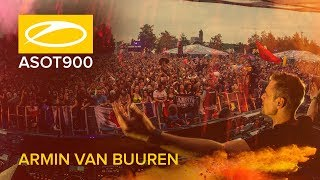 Armin van Buuren live at A State Of Trance 900 (Tomorrowland 2019)