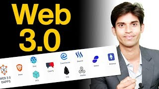 What is Web 3.0 Explained In Hindi | Web 1.0 vs Web 2.0 vs Web 3.0