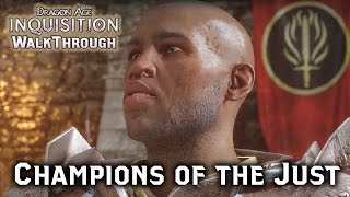 Dragon Age INQUISITION ► The Templars - Flags in Order of Importance - Story/Gameplay Part 28