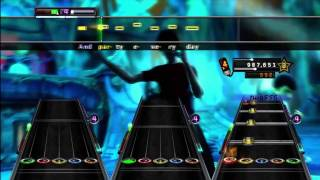 Rock And Roll All Nite - Kiss Expert Full Band Guitar Hero: Warriors of Rock