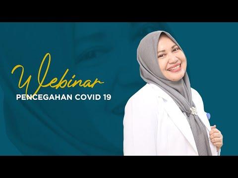 Pencegahan COVID 19 (Webinar)
