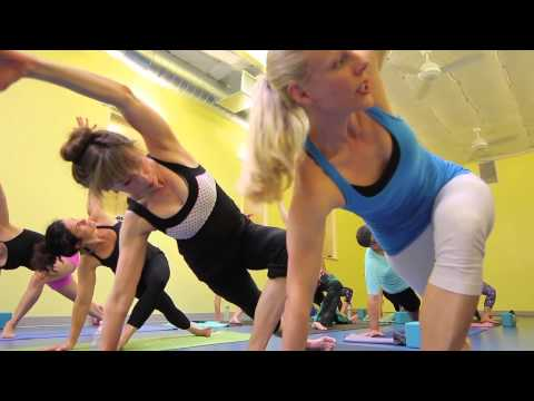 Spira Power Yoga | West Seattle Yoga Studio
