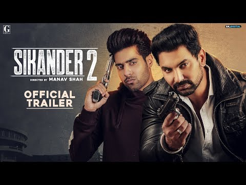SIKANDER 2 official Trailer Starring Guri Kartar Cheema Punjabi Movie of 2019