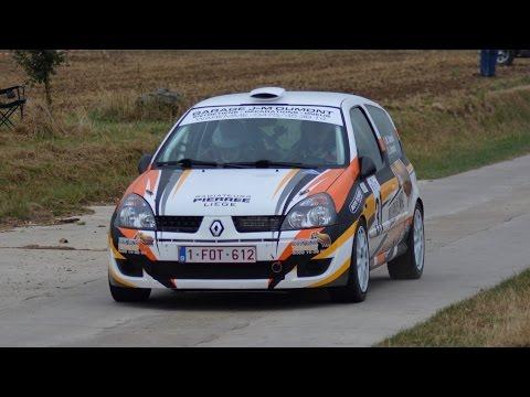 Critérium JL Dumont 2016 | Onboard Dumont - Dumont | Renault Clio RS | ES9 Oleye [HD] by JHVideo