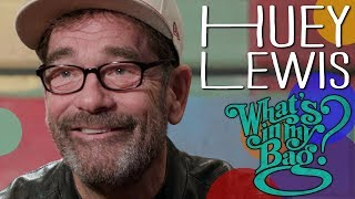 Huey Lewis - What's In My Bag?