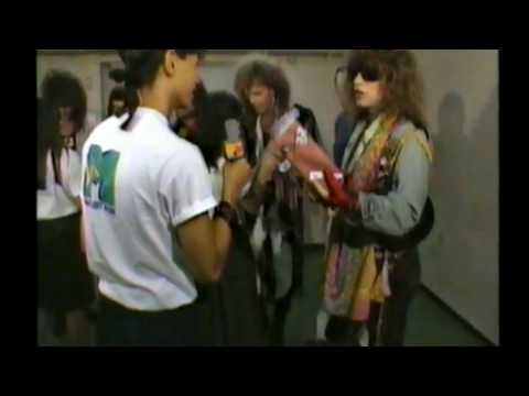 Bon Jovi One Night Stand1986,Japan(Nippon Budokan) You Give Love A Bad Name