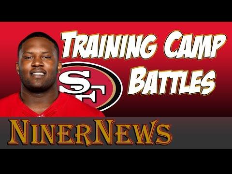 Training Camp Battles & Anthony Davis returns - NinerNews