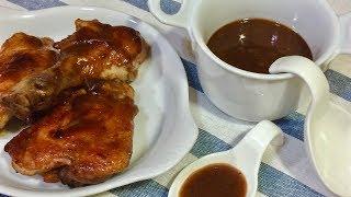 Любимое семейное блюдо из куриных окорочков.Куриные окорочка в духовке. Рецепты из курицы.