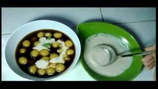Resep Takjil Berbuka Puasa : Kolak Candil / Bubur Kandil