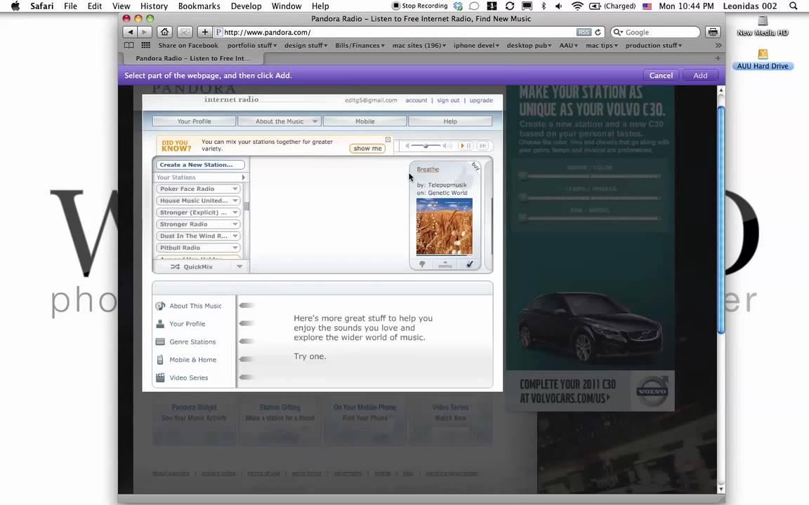 how to add widgets on mac