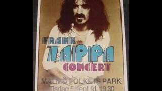 Frank Zappa - Why Does It Hurt When I Pee? - 1978, Malmö (audio)