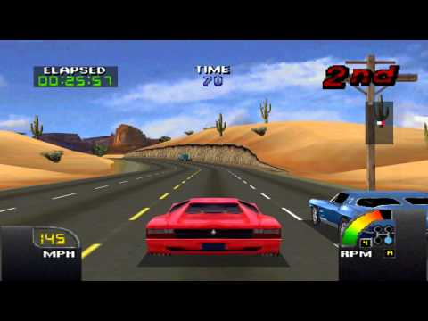 N64 Cruis'n USA Walkthrough