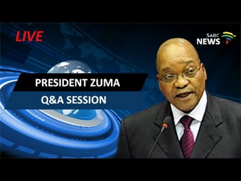 President Zuma answers questions in the National Assembly: 23 November 2016