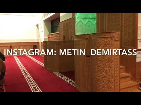 MEDINE EZANI. Adhan Madinah Masjid Khayr Al-Bariyyah Copenhagen Denmark. Azan Stormoskeen København